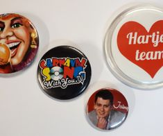 buttons alle